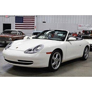 2000 Porsche 911 Cabriolet for sale 101083062