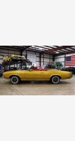 1972 Oldsmobile Cutlass for sale 101083111