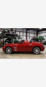 2006 Chrysler Crossfire Convertible for sale 101083137