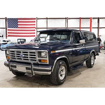 1983 Ford F100 2WD Regular Cab for sale 101083197