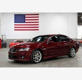 2009 Pontiac G8 GXP for sale 101083209