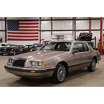 1986 Ford Thunderbird for sale 101083309