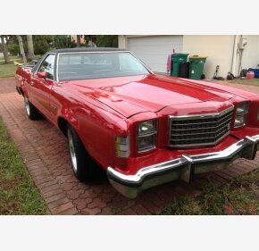 1979 Ford Ranchero for sale 101083668