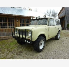 1967 International Harvester Scout for sale 101083685