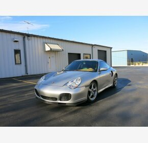 2002 Porsche 911 Turbo Coupe for sale 101083769