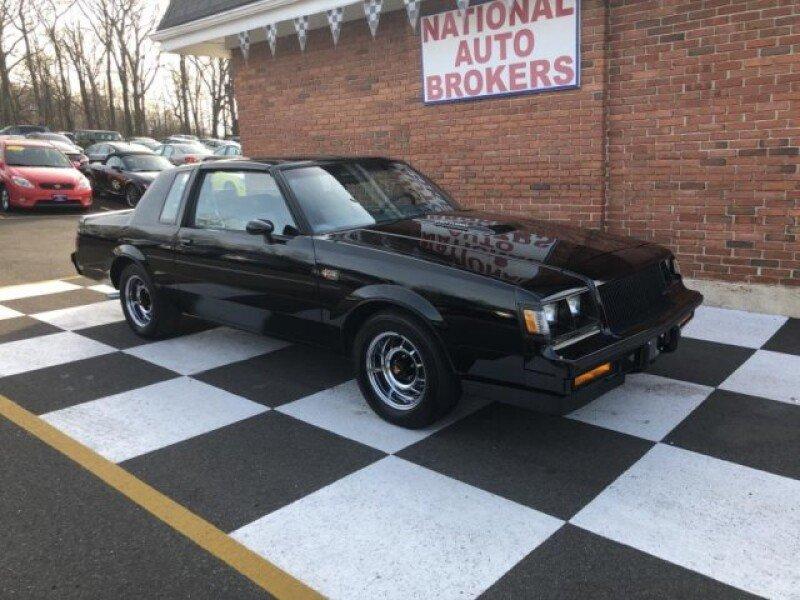 1987 Buick Regal Classics For Sale Classics On Autotrader