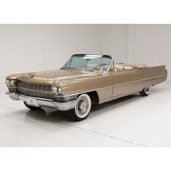 1964 Cadillac De Ville for sale 101084223
