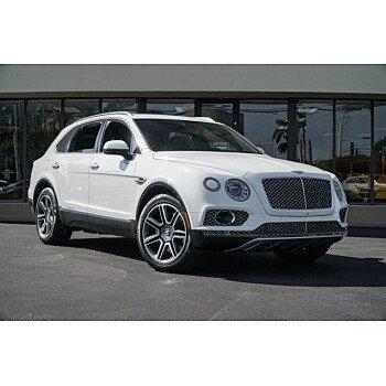 2018 Bentley Bentayga for sale 101084243