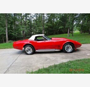 1974 Chevrolet Corvette Convertible for sale 101084256