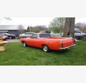 1971 Ford Ranchero for sale 101084318
