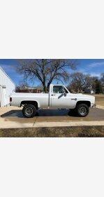 1985 Chevrolet C/K Truck 4x4 Regular Cab 1500 for sale 101084513