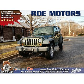 2008 Jeep Wrangler 4WD Unlimited X for sale 101084536
