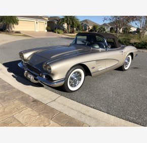 1961 Chevrolet Corvette Convertible for sale 101084688