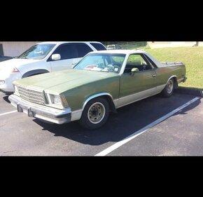1979 Chevrolet El Camino V8 for sale 101084690