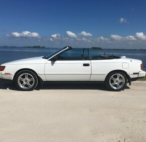 1989 Toyota Celica GT Convertible for sale 101084870