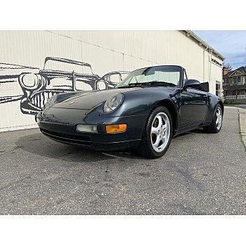 1995 Porsche 911 Cabriolet for sale 101085382