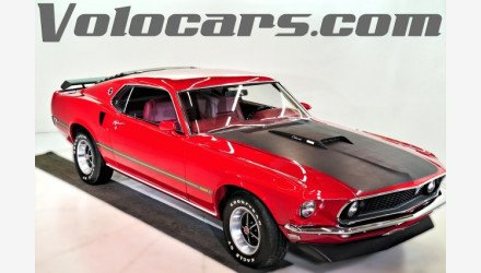 1969 Ford Mustang for sale 101085745