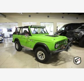 1968 Ford Bronco for sale 101085991