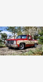 1987 Chevrolet C/K Truck 2WD Regular Cab 1500 for sale 101086179