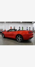 2013 Chevrolet Camaro SS Convertible for sale 101086238