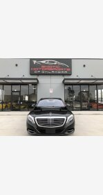 2015 Mercedes-Benz S550 4MATIC Sedan for sale 101086524
