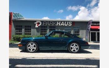 1991 Porsche 911 Coupe for sale 101086567