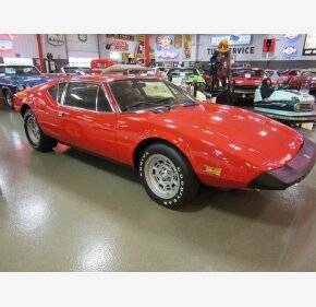 Pantera For Sale >> De Tomaso Pantera Classics For Sale Classics On Autotrader