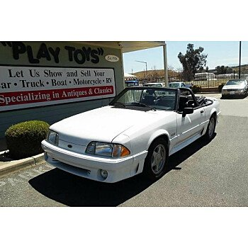 1990 Ford Mustang GT Convertible for sale 101086698