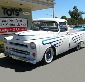 1957 Dodge D/W Truck for sale 101086722