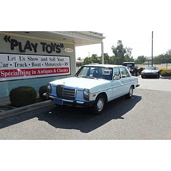 1975 Mercedes-Benz 240D for sale 101086724