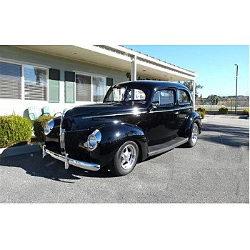 1940 Ford Other Ford Models for sale 101086766