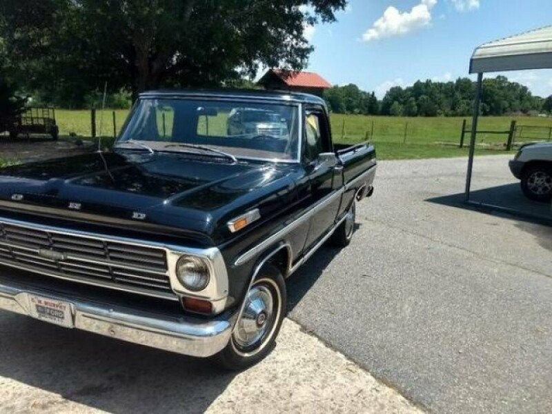 1968 Ford F100 Classics for Sale - Classics on Autotrader