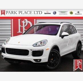 2015 Porsche Cayenne Diesel for sale 101087153