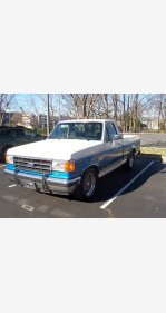 1991 Ford F150 2WD Regular Cab for sale 101087206