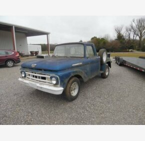 1961 Ford F100 for sale 101087250
