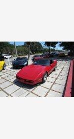 1987 Chevrolet Corvette Convertible for sale 101087528