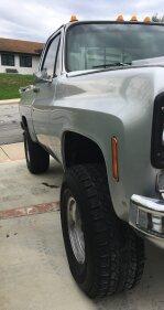 1975 Chevrolet C/K Truck Silverado for sale 101087645