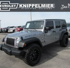 2014 Jeep Wrangler 4WD Unlimited Rubicon for sale 101087698