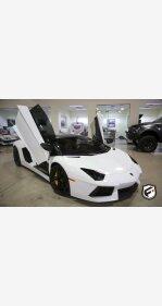 2013 Lamborghini Aventador LP 700-4 Coupe for sale 101087738