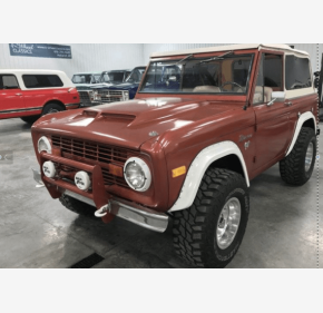 1972 Ford Bronco for sale 101087761