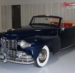 1948 Lincoln Continental for sale 101087872