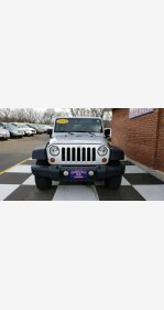 2012 Jeep Wrangler 4WD Unlimited Sport for sale 101087879