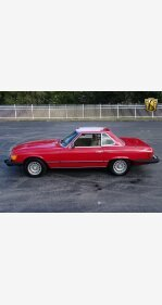 1979 Mercedes-Benz 450SL for sale 101088207