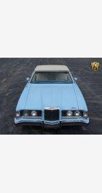 1973 Mercury Cougar for sale 101088208