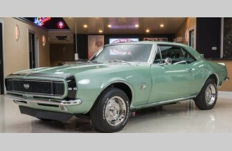 1967 Chevrolet Camaro SS for sale 101088243