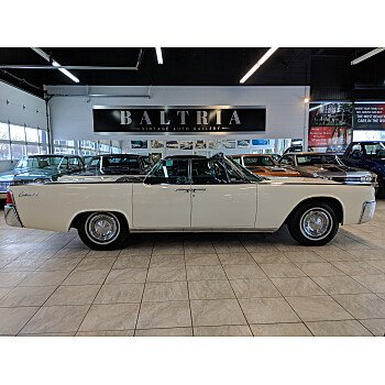 1962 Lincoln Continental for sale 101088278