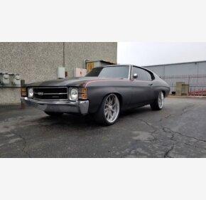 1971 Chevrolet Chevelle for sale 101088387