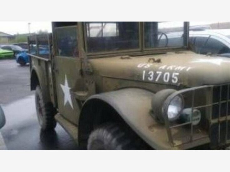 1951 Dodge M37 for sale near Cadillac, Michigan 49601 - Classics on