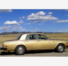 1979 Rolls-Royce Silver Shadow for sale 101088687