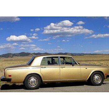 1979 Rolls-Royce Silver Shadow for sale 101088687